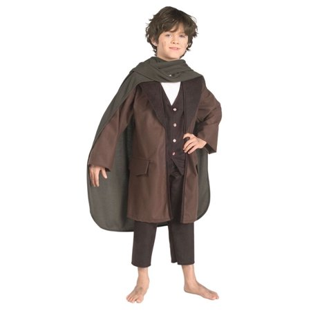 Lord of the Rings Frodo Child Halloween Costume](Lord Business Costume)