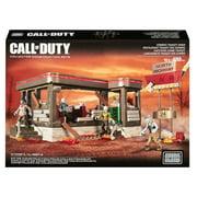 Mega Bloks Call of Duty Zombies TranZit Diner Building Set