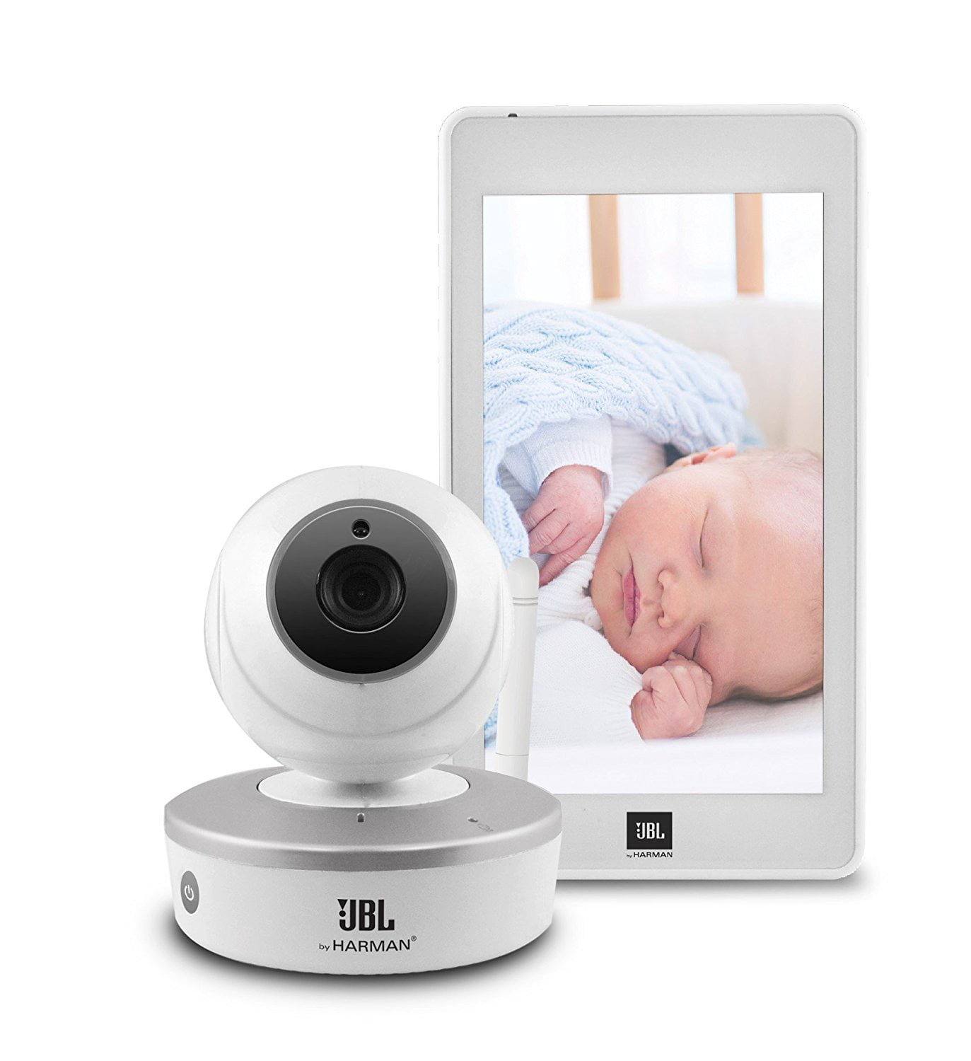 JBL HARMAN Quad-Core HD Tablet with Baby Monitor by Ematic