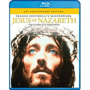 Jesus of Nazareth: The Complete Miniseries (Blu-ray) by