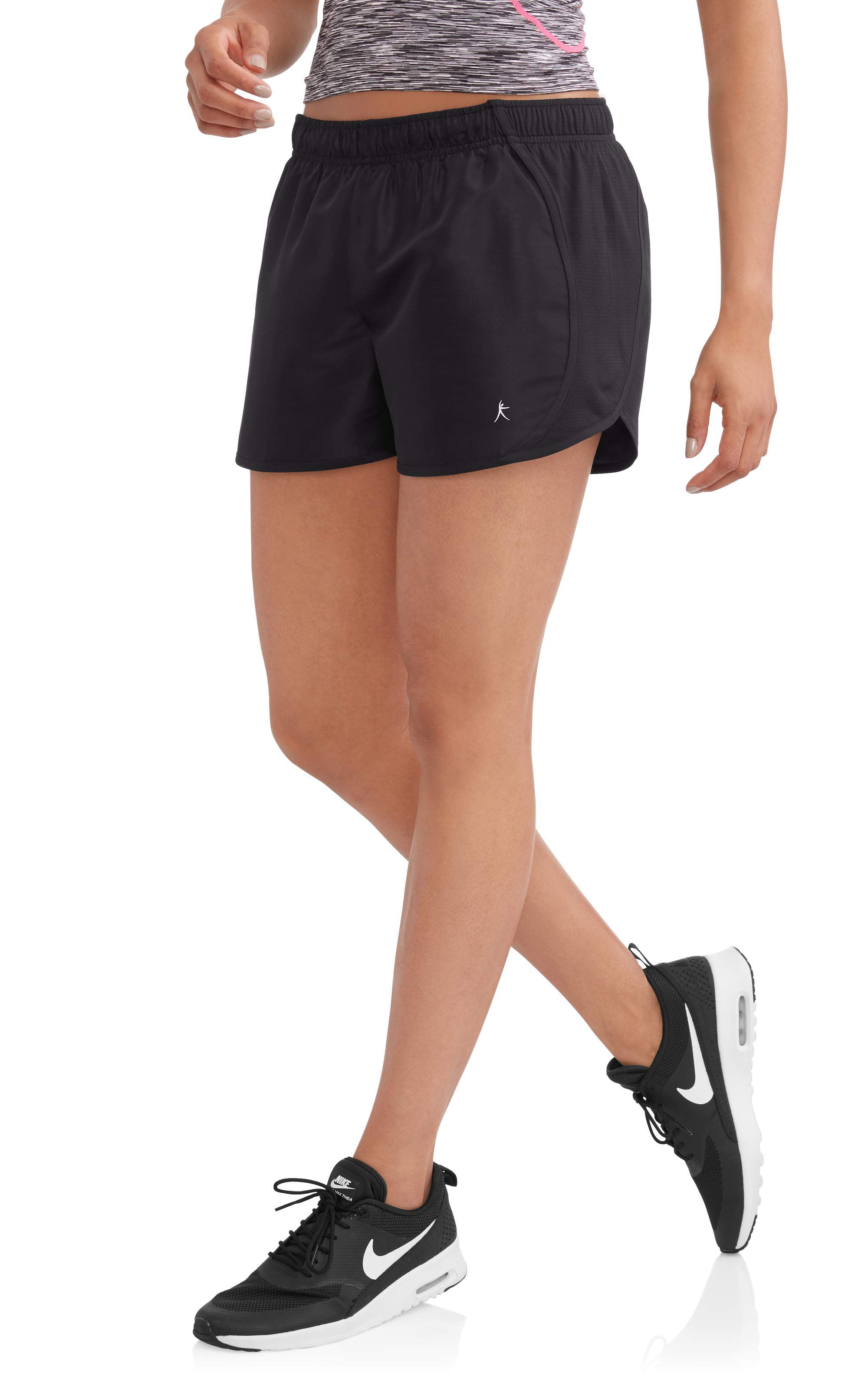 Active Woven Running Shorts with