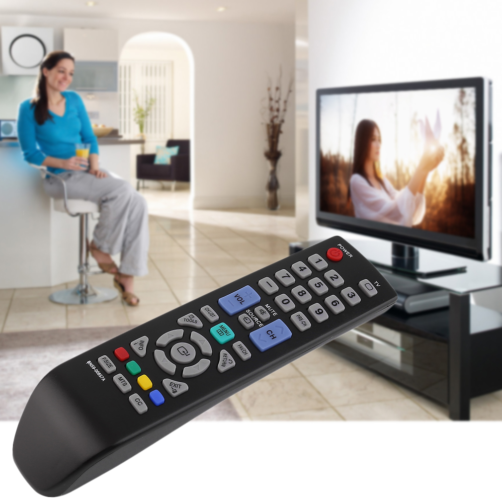 BN59-00857A Universal Home Televison TV Replacement Remote Control For Samsung by OUTAD