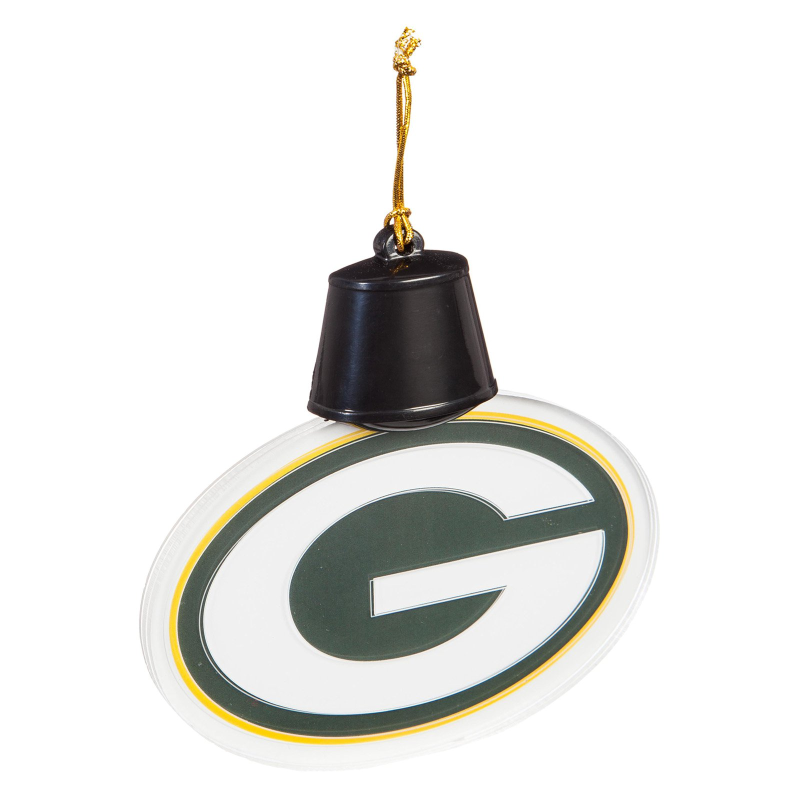 Team Sports America NFL Acrylic LED Ornament
