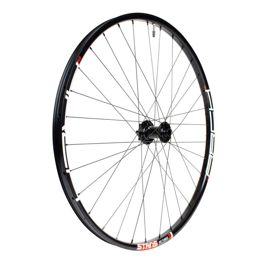 Stan's No Tubes, Arch Mk3, Wheel, 26'', Tubeless Ready, QR/15mm TA, OLD: 100mm, Brake: Disc IS 6-bolt, Front