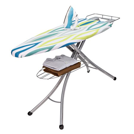 Honey Can Do Ironing Board with Iron Rest and