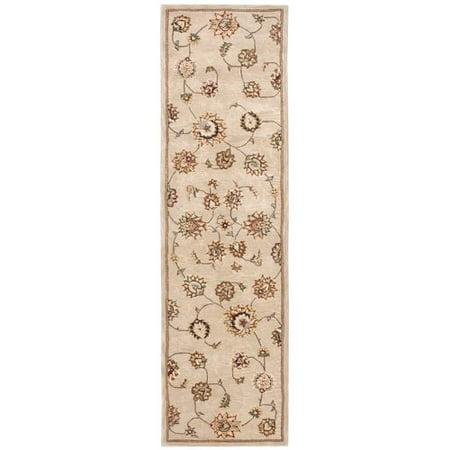 - Darby Home Co Ellerswick Hand Woven Wool Brown/Tan Indoor Area Rug