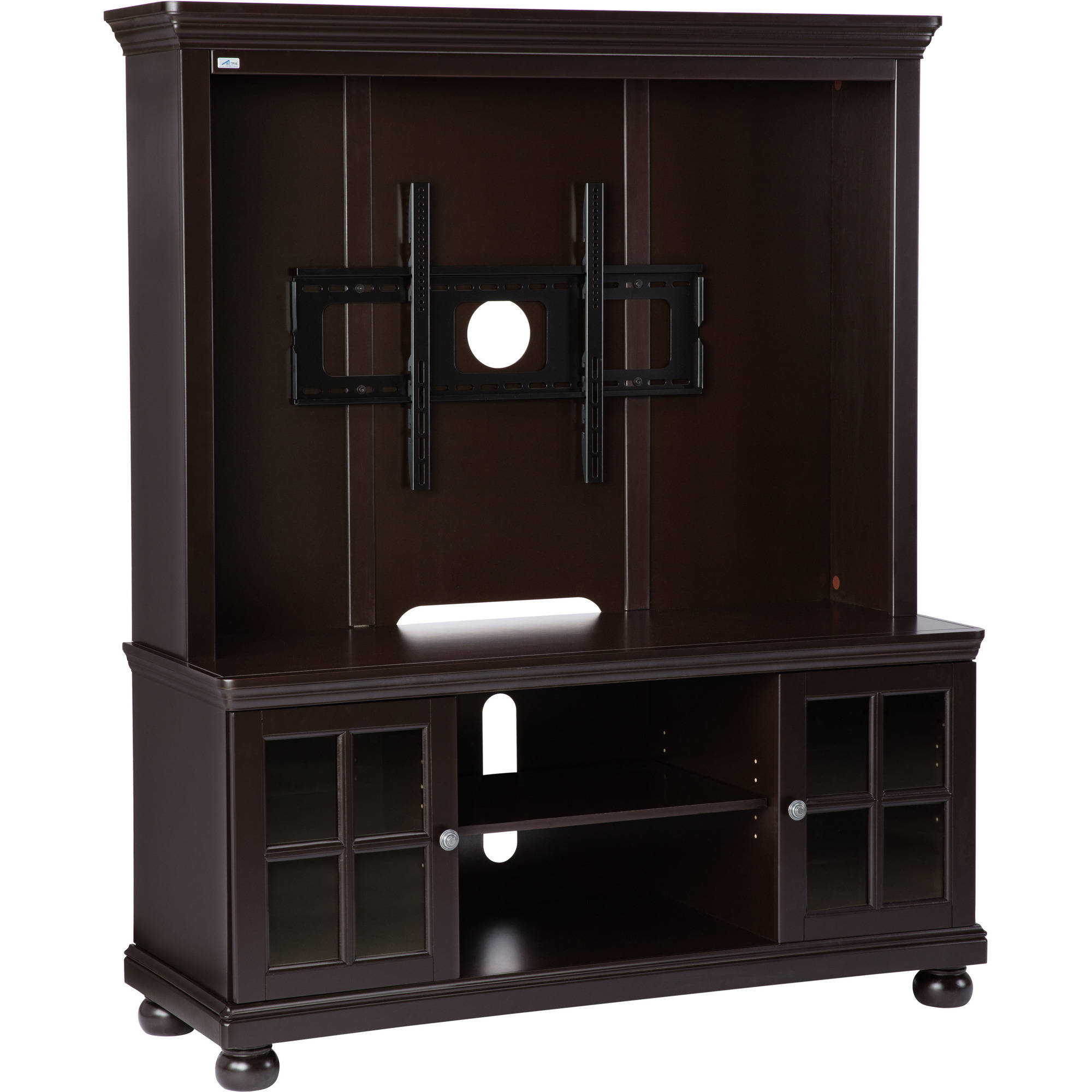screen area painted wall flat with item new generation wal liberty wayside collections tv unit furniture doors center hutch mounting entertainment