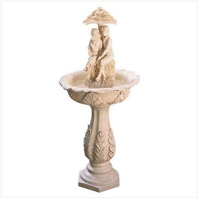 Garden C. Alan 32001 Couple Water Fountain Water Pond [Istilo224740] by GSS