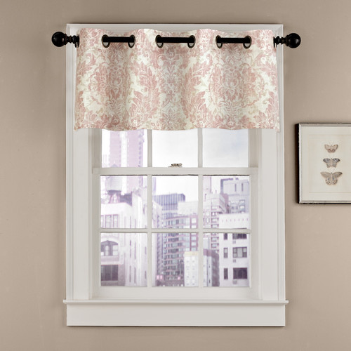Veratex, Inc. Cressida Grommet Curtain Valance