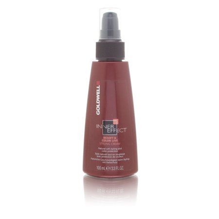 Goldwell Inner Effect Resoft & Color Live Styling Cream