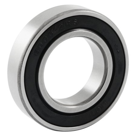 30mm x 55mm x 13mm Sealed Single Row Deep Groove Ball Bearing 6006-2RS - image 1 of 1