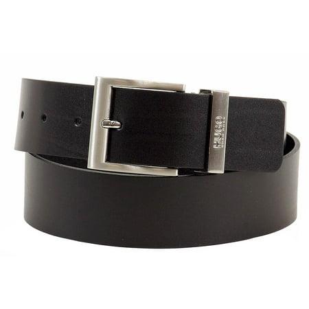 19767996196 Hugo Boss - Hugo Boss Men s C-Bud Fashion Black Leather Belt ...