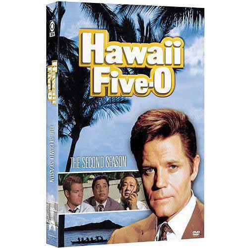 Hawaii Five-O: The Second Season (Full Frame)