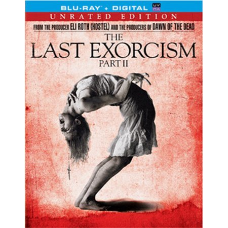 The Last Exorcism Part II (Blu-ray) (Roger Williams And The All Mixed Up Quartet)