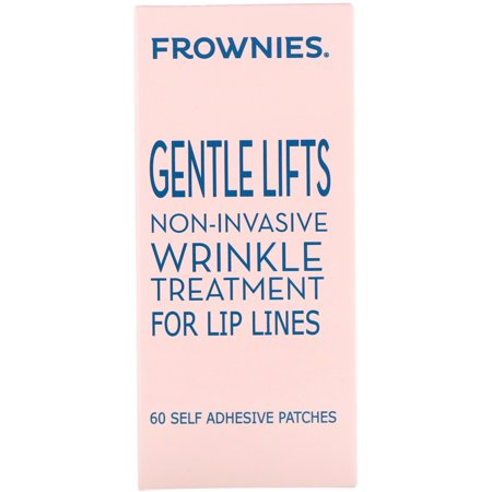 Frownies  Gentle Lifts  Wrinkle Treatment for Lip Lines  60 Self Adhesive