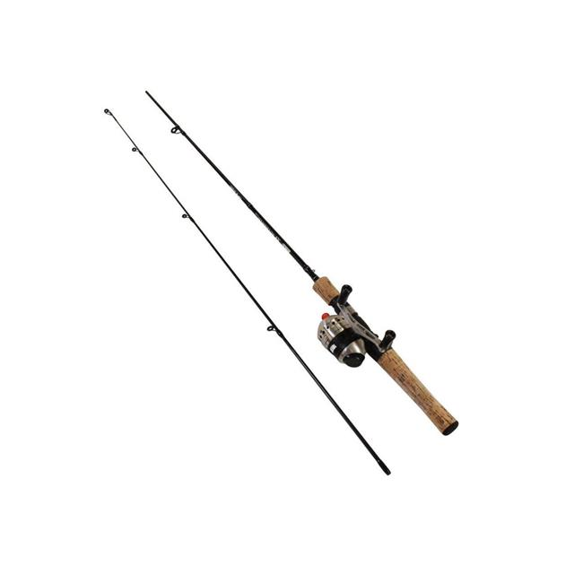 Reel Combo Zebco 33MCC502UL.NS4 33 Micro Spincast 5/' Fishing Pole Rod