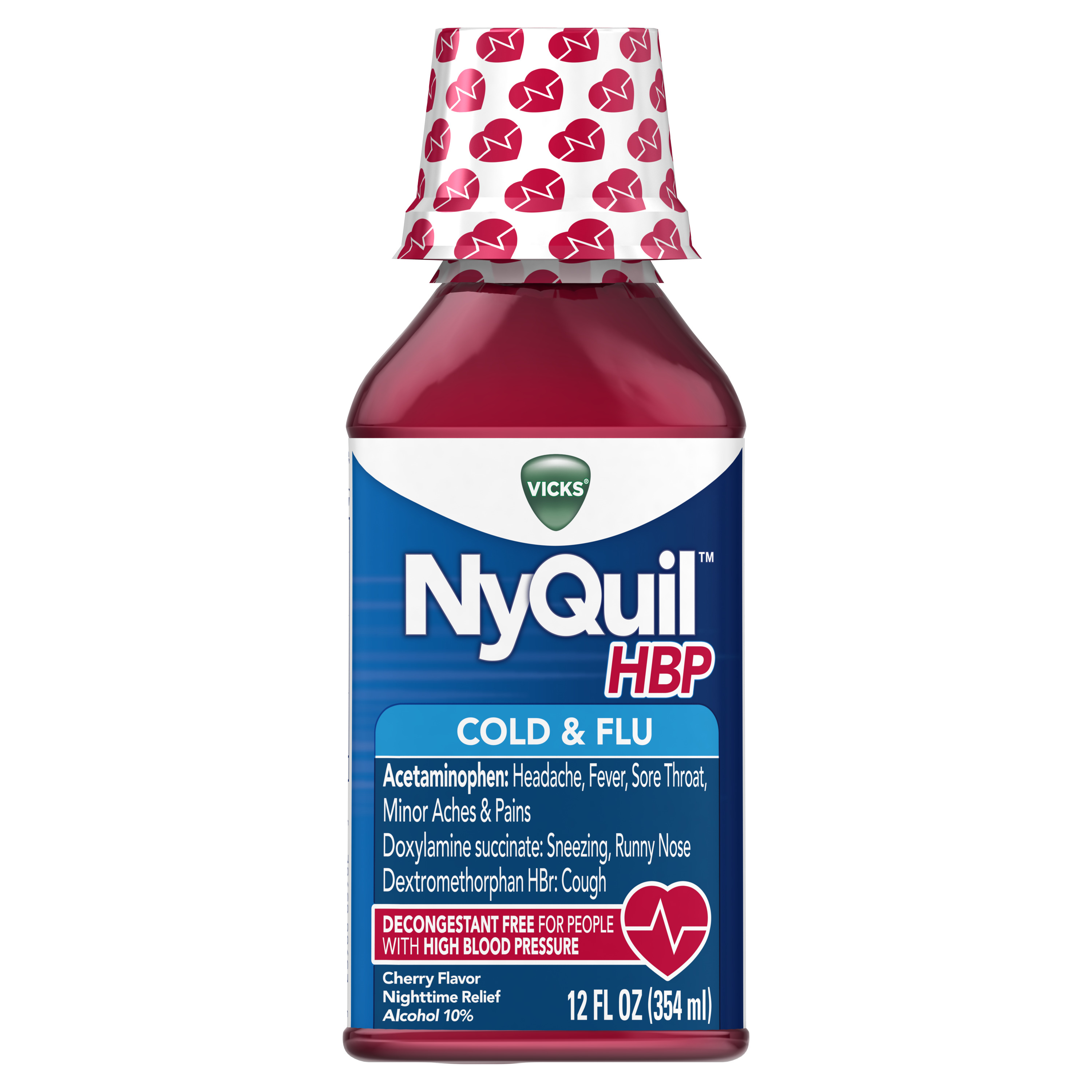 how to get nyquil out of clothes