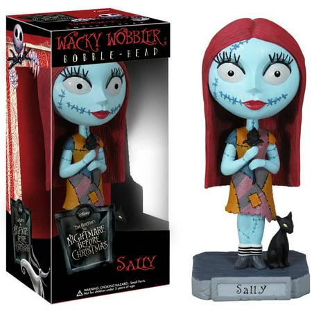 Funko Wacky Wobbler: The Nightmare Before Christmas, Sally