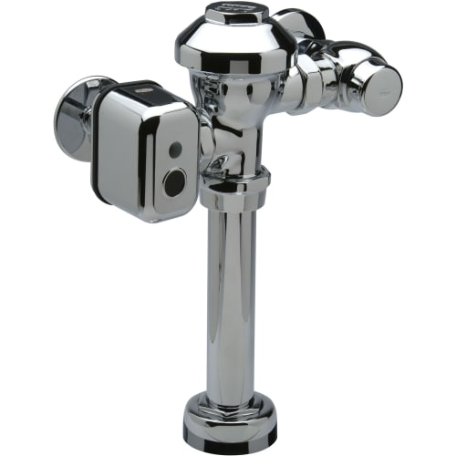 Zurn ZEMS6000-WS1-YB-YC 1.6 Gallons Per Flush Electronic Flushometer with Top Spud