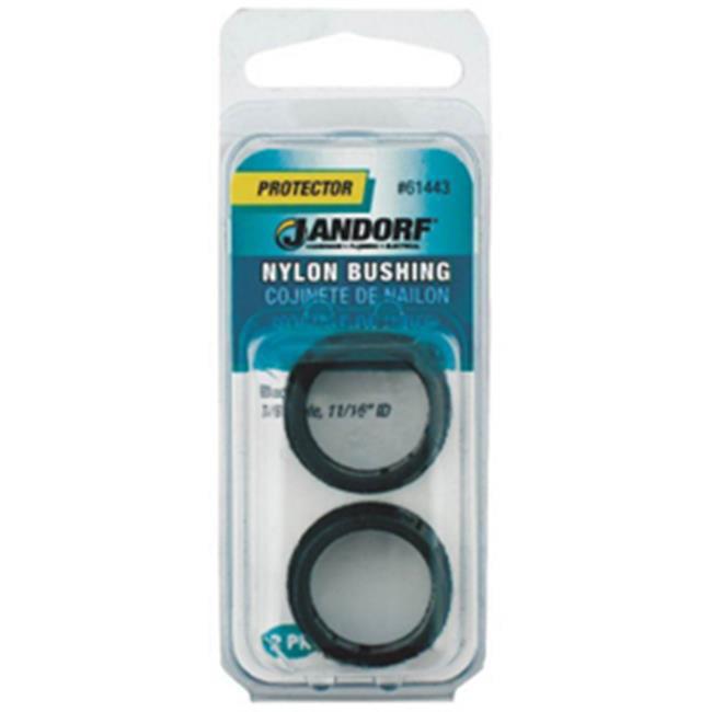 Jandorf Specialty Hardw 61443 0.44 x 0.69 Nylon Bushing