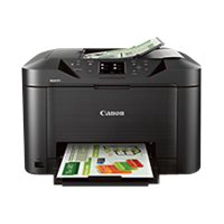Canon MAXIFY MB5020 - Multifunction printer - color - ink-jet - A4 (8.25 in x 11.7 in), Legal (8.5 in x 14 in) (original) - Legal (media) - up to