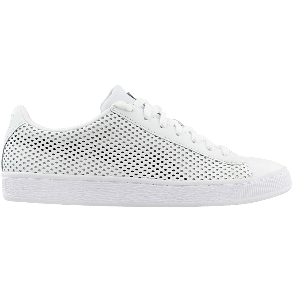 Basket Classic Summer Shade White Ankle
