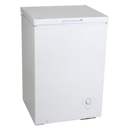 Koolatron Chest Freezer, 3.5 cu ft