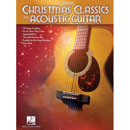 Christmas Classics for Acoustic Guitar ()