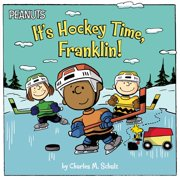 It's Hockey Time, Franklin! - eBook