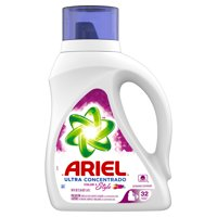 Ariel Ultra Concentrated Color & Style Liquid Laundry Detergent, 50 fl oz 32 loads