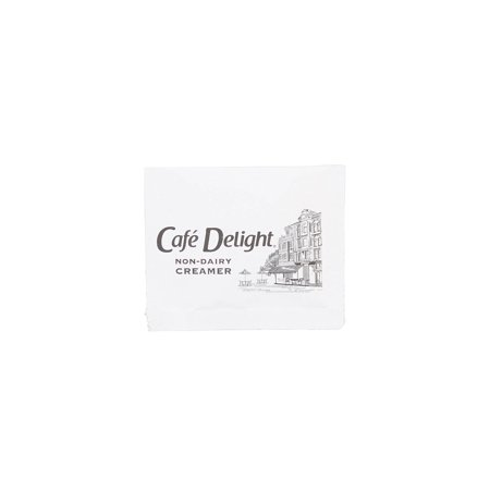 Countryside White Creamer - Cafe Delight Diamond Crystal Non Dairy Packet Creamer 2.5gm (PACK OF 1000)