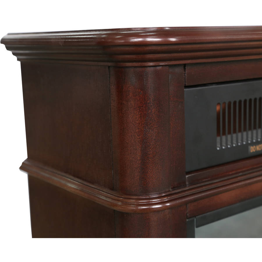 Hearth Trends 1500W Infrared Electric Fireplace - Walmart.com