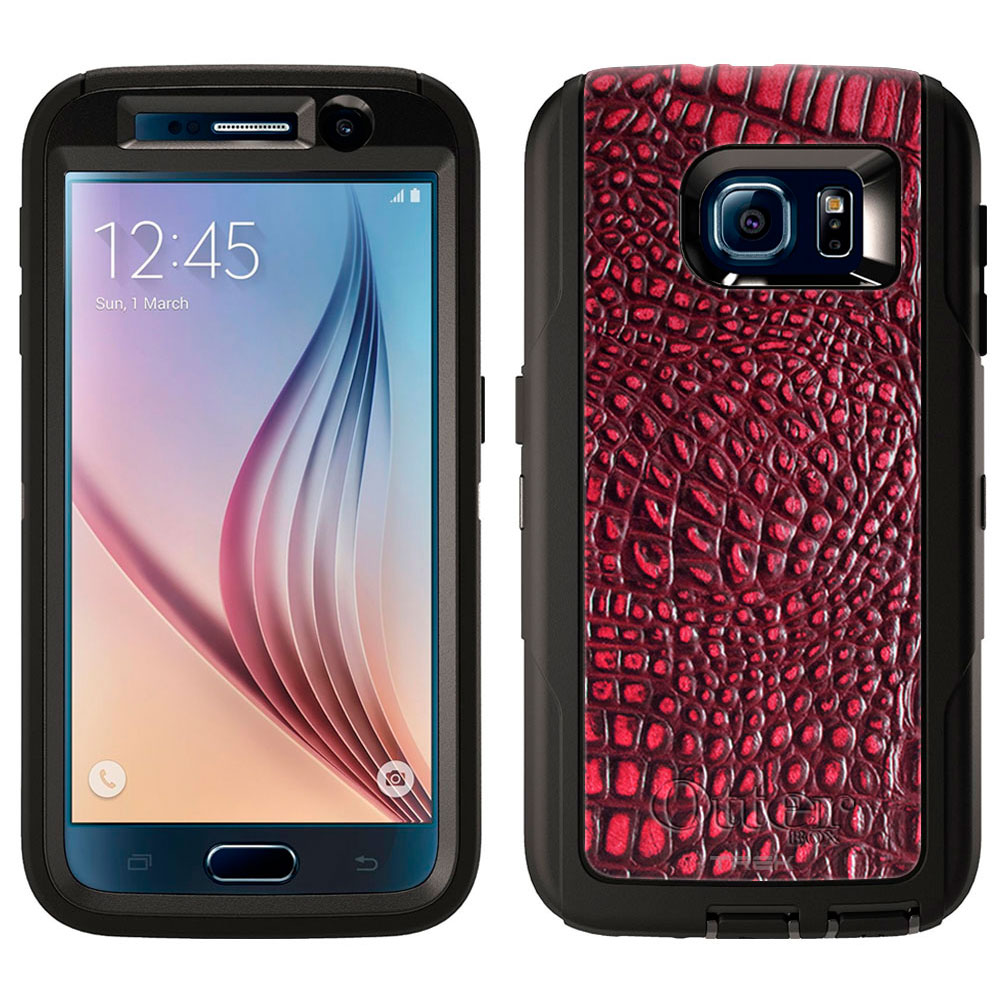 OtterBox Defender Samsung Galaxy S6 Case - Alligator Dark...