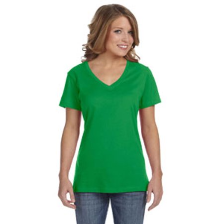 Extended Anvil - Anvil 392 Women's Featherweight V-Neck T-Shirt