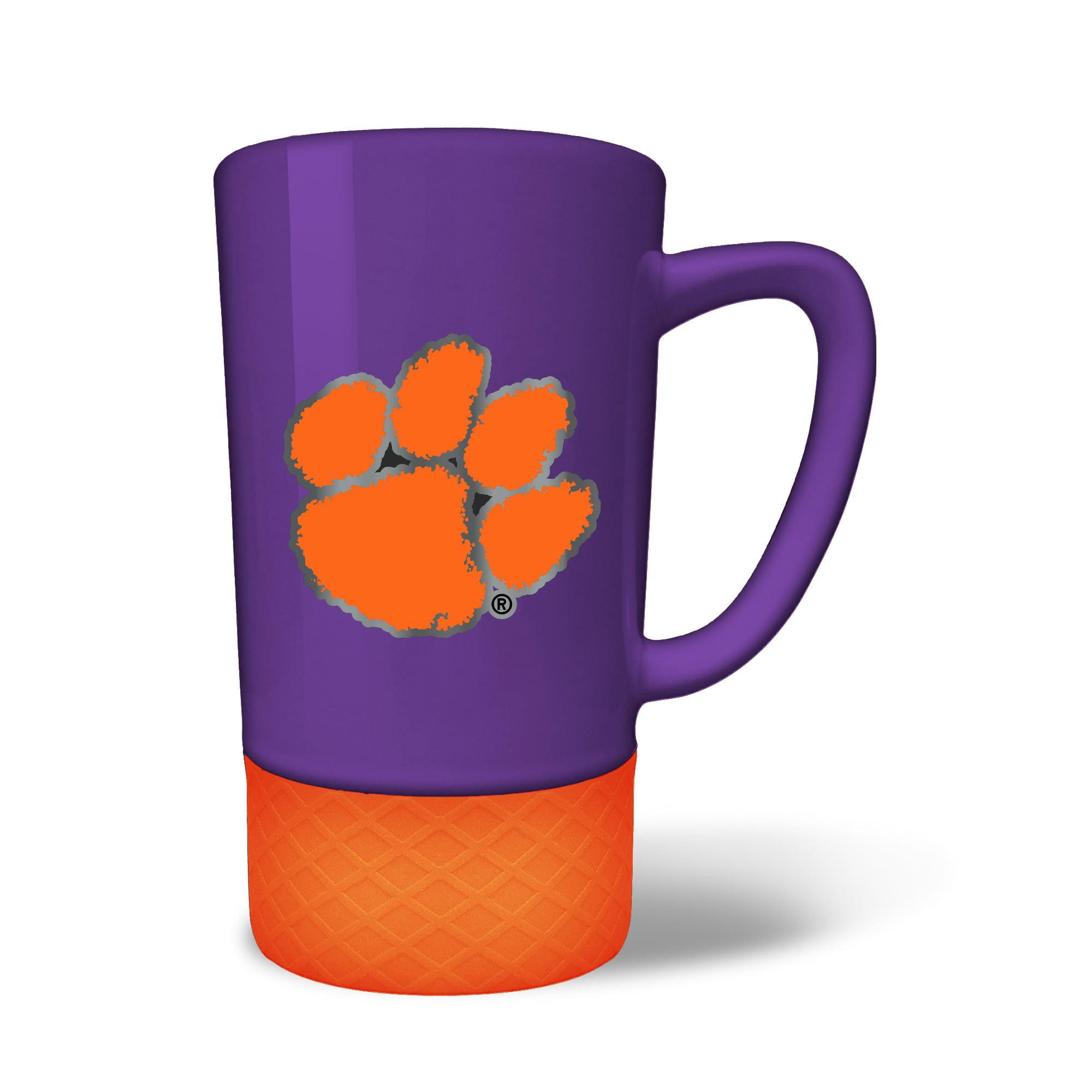 Boxed Tervis Clemson University 15-Ounce Mug Paw