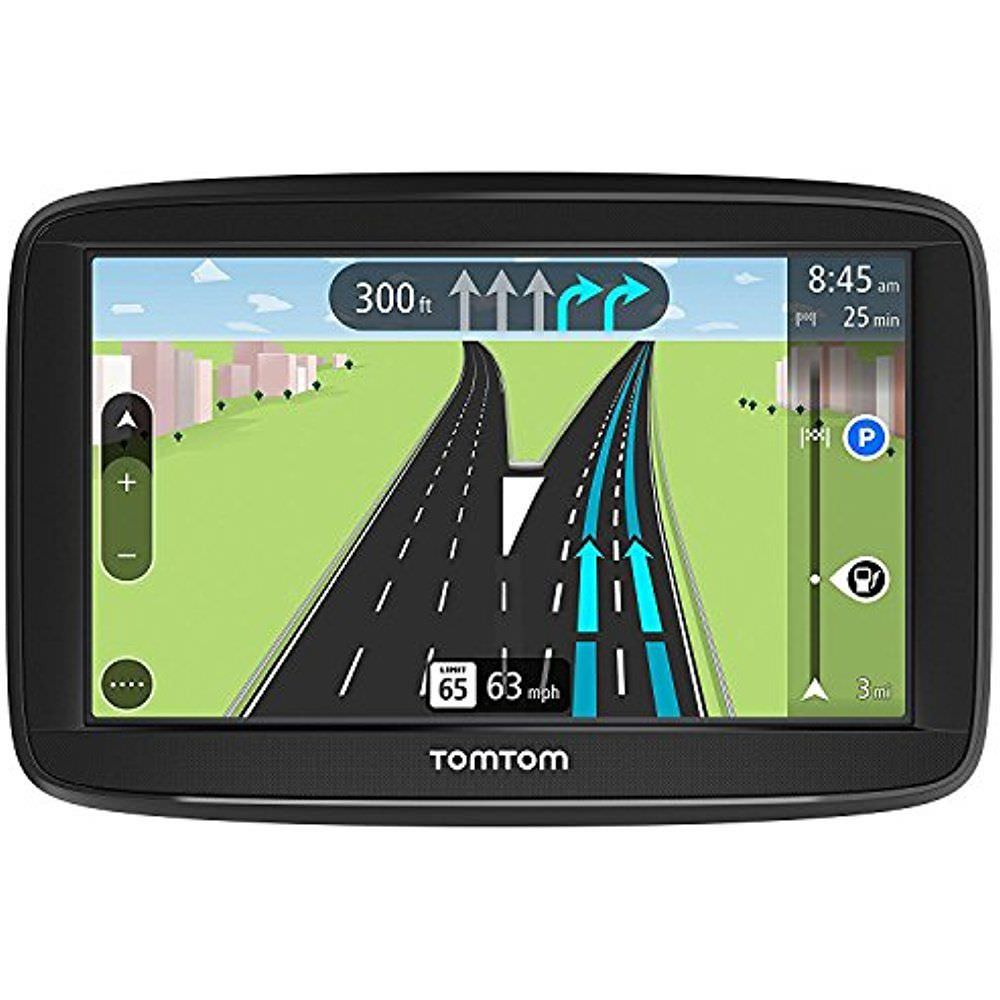 TomTom VIA 1625TM 6-Inch Portable Touchscreen Car GPS Navigation Device