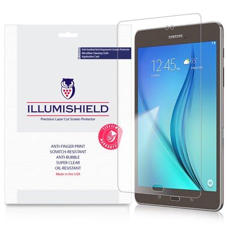 2x iLLumiShield Screen Protector for Samsung Galaxy Tab A 8.0