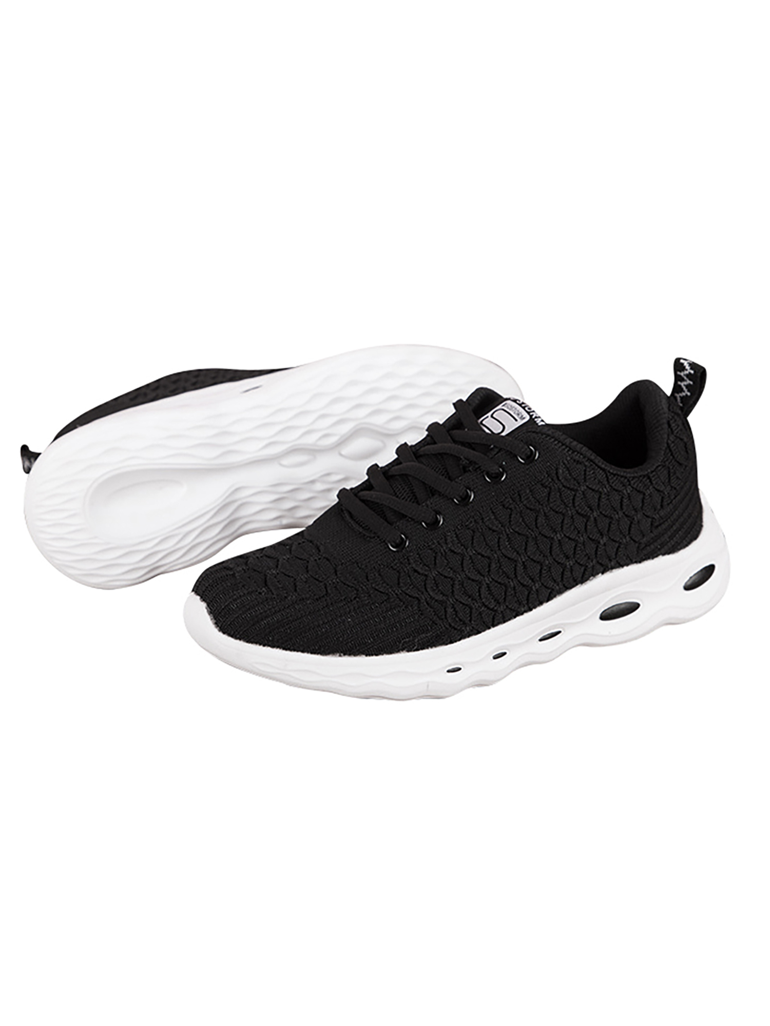 Details about  /Women/'s Breathable Sneakers Walking Trainers Sports Running Tennis Mesh Shoes US