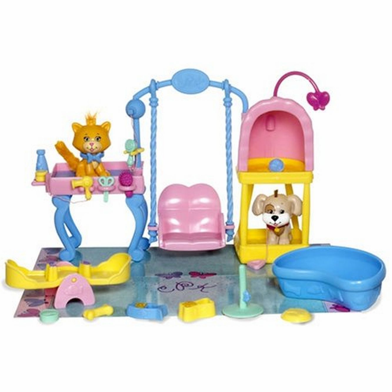 Jakks Cabbage Patch Kids Pet Day Care Play Playset