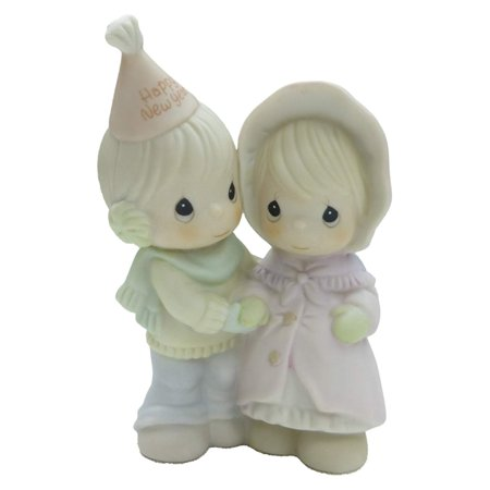 Precious Moments Sugar Town Leon And Evelyn Mae Double Figurine #529818