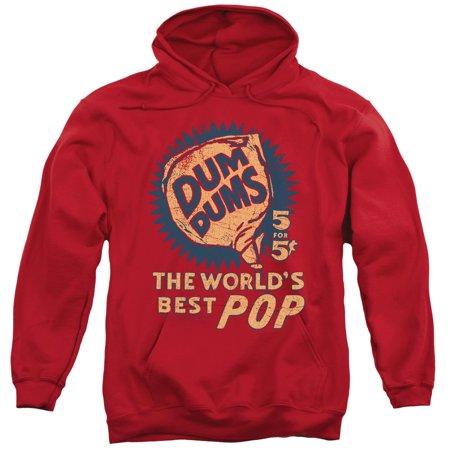 Dum Dums 5 For 5 Mens Pullover - Dum Dums Save Wraps