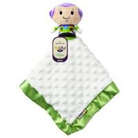 Hallmark Keepsake Itty Bittys Baby Lovey Disney Toy Story Buzz Plush New w Tag