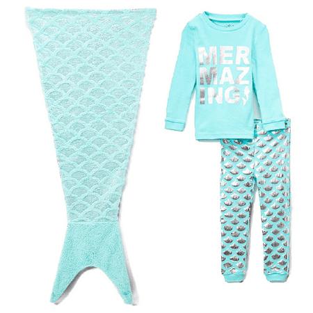 6267f4f5e9 Freestyle Revolution - Freestyle Revolution Girl s 3 Piece Pajama Sleep Set  with Sleeping Bag (Little Girl   Big Girl) - Walmart.com