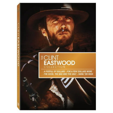 The Clint Eastwood Star Collection (Fistful of Dollars / For A Few Dollars More / The Good, The Bad and The Ugly /