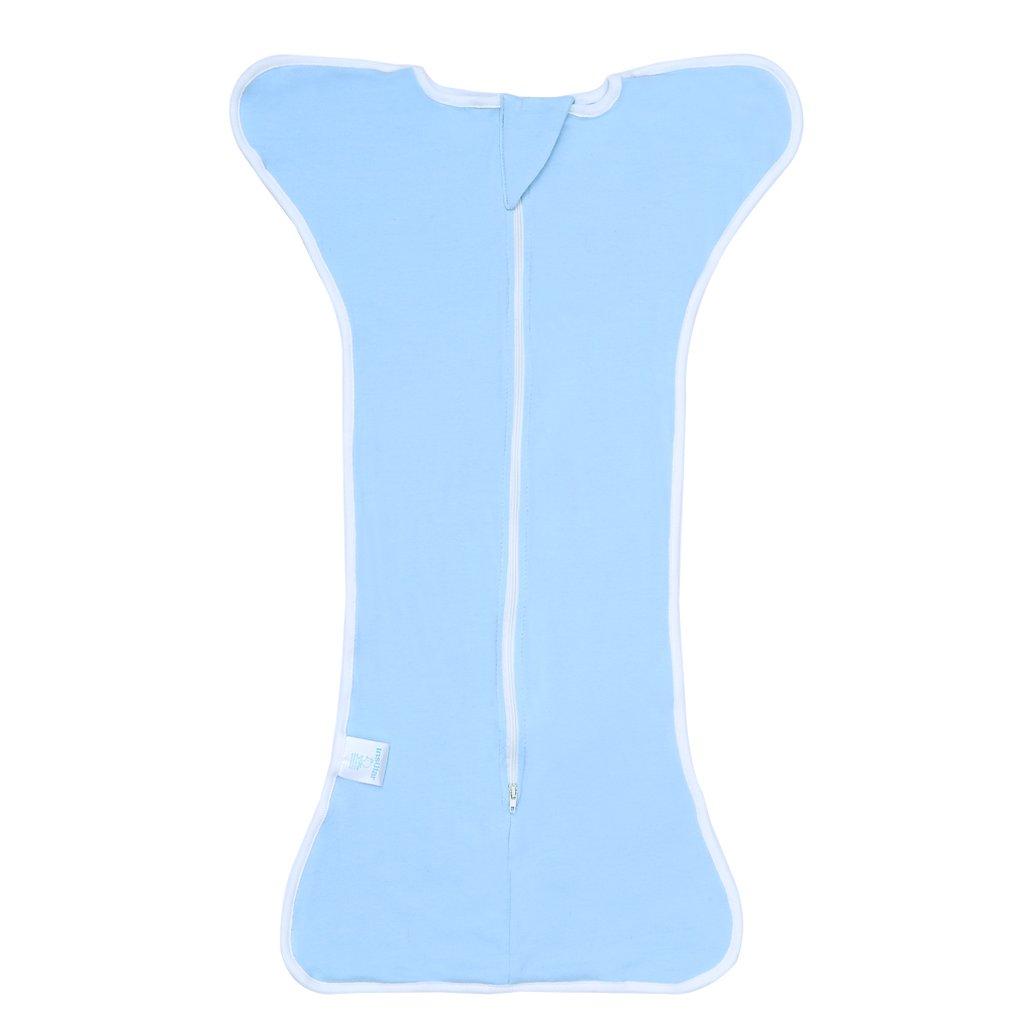 Cotton Baby Sleeping Bag Zipper Baby Blanket Baby Sleepsacks Bedding Swaddle 4