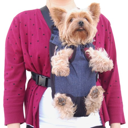 643431d243 Dog Bag Cat Carrier For Small Pet Puppy Travel Kangaroo Mother Bag Tote ( Size: M) (Gift for Pet) - Walmart.com