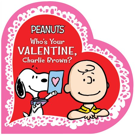 Whos Your Valentine Charlie Brown (Board Book)](Charlie Brown Halloween Songs)