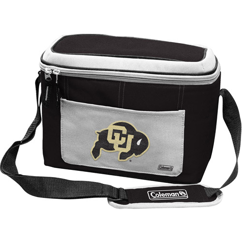 "Coleman 11"" x 7"" x 9"" 12-Can Cooler, Colorado Buffalo"