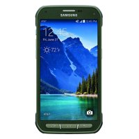 GALAXY S5 ACTIVE Samsung SM-G870A 16GB AT&T GSM GLOBAL UNLOCKED - Camo Green