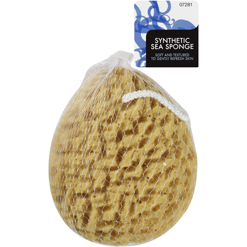 Paris Presents Synthetic Sea Sponge, 07281